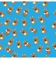 a Cute deer vector image
