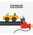 energy power design vector image