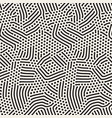 organic irregular rounded lines seamless vector image
