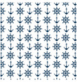 rudder wheel background vector image