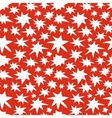 Abstract Stars Seamless Pattern Doodle Texture vector image