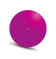 Fitball icon vector image