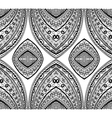 The stylized lace vector image