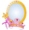 Princess Collectibles vector image