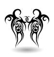 Tattos single vector image vector image