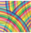 Colorful Line Background vector image