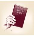 Bible llustration vector image