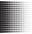 Dots Halftone Pattern vector image