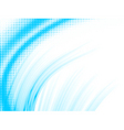 halftone lines vector image vector image
