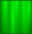 green metal technology background vector image