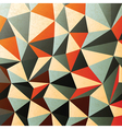 diamond shaped pattern abstract vector image