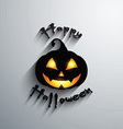 halloween background 2508 vector image
