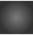 background perforated sheet vector image vector image