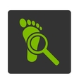 Audit Icon from Commerce Buttons OverColor Set vector image