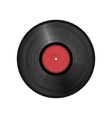 retro vinyl record - vector image