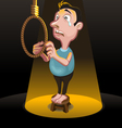Suicide Killing Punishment Hanging vector image