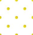 seamless kapli kraski zhelt vector image