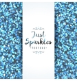 sparkles seamless pattern vector image