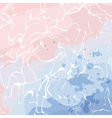 Marble Pattern - Abstract Texture with Soft Colors vector image