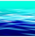 Sea and sky vector image