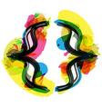 Artistic Symbol vector image vector image