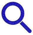 locate icon grunge watermark vector image