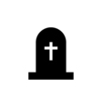 RIP Icon Flat vector image