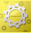 abstract industrial background vector image