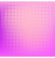 Halftone background Pink abstract spotted pattern vector image vector image