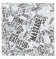 Crm Mash up Catch up text background wordcloud vector image