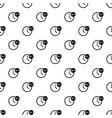 clock 24 7 pattern vector image