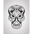 Scull vector image