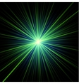magic abstract background vector image