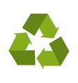 recycle envioment nature design vector image