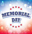 us memorial day banner 1 vector image