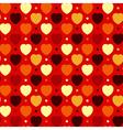 Hearts and Dots vector image