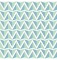 Geometrical light green blue seamless pattern vector image