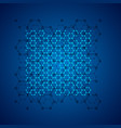 modern techology concept background vector image vector image