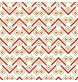 Seamless pixel patterns winter vector image