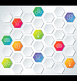 Science and education background vector image vector image