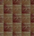 Parquet made of pine vector image