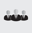 0108 Business man vector image