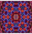 Oriental traditional ornament motif vector image vector image