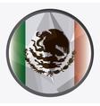 Mexico design Culture icon Colorfull vector image