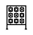 playground game children icon vector image