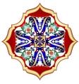 Oriental pattern-4 vector image vector image