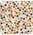 starfish pattern vector image