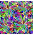Abstract seamless carnival patern vector image