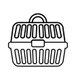 cage pet accesory vector image