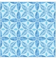 Kaleidoscope tile seamless pattern background vector image